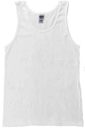 gildan mens tank top