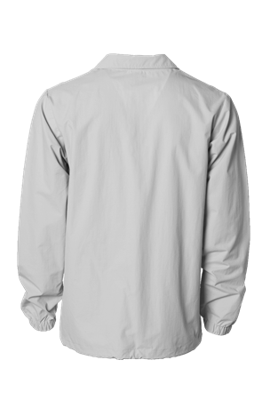 Water Resistant Windbreaker Coaches Jacket