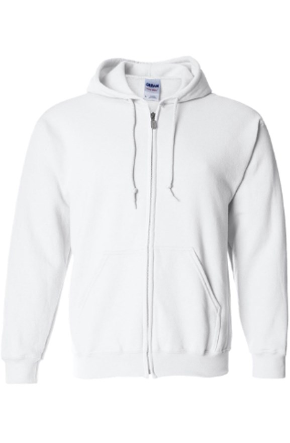 mens hoodies gildan zip hoody