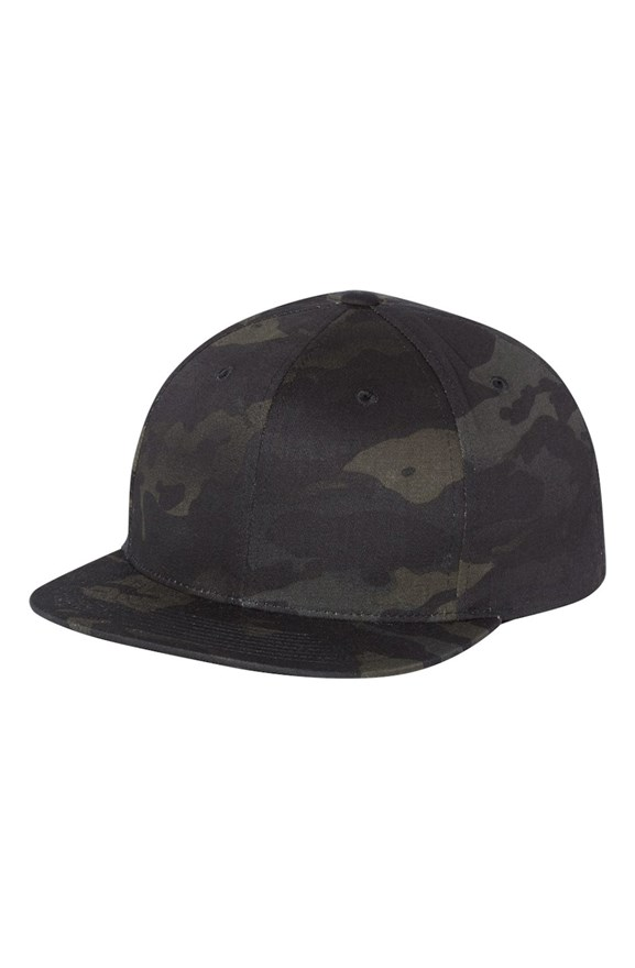 mens hats Multicam Black Premium Snapback