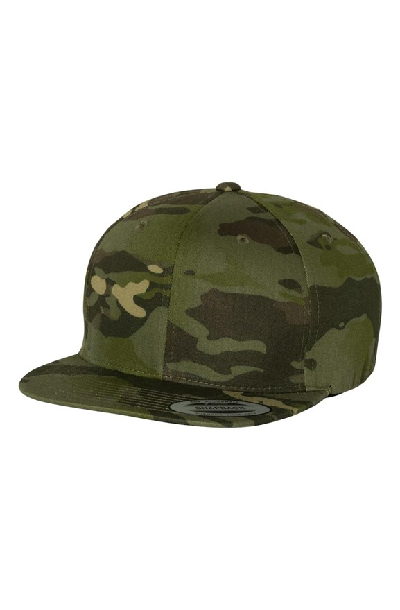 mens hats Multicam Tropic Premium Snapback