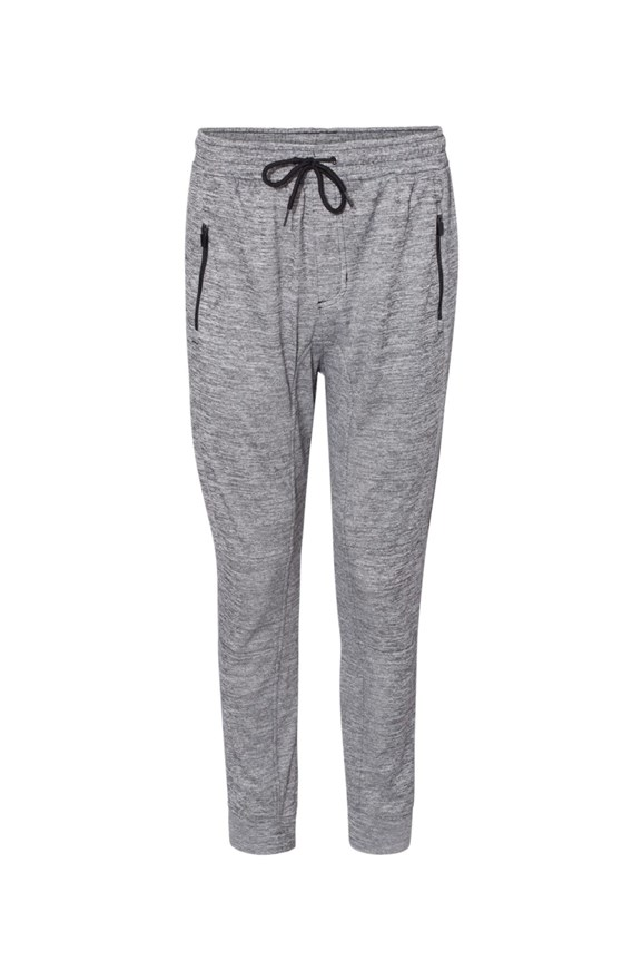 mens pants Performance Joggers Heather Grey