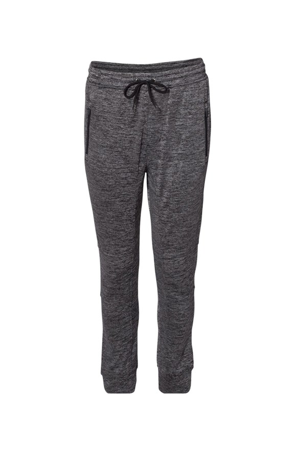 mens pants Performance Joggers Heather Charcoal