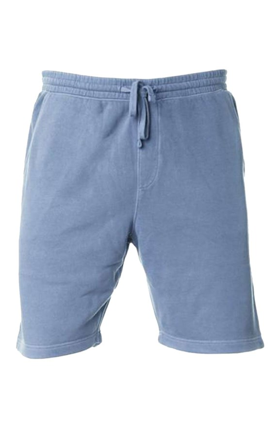 mens shorts Pigment Dyed Fleece Shorts