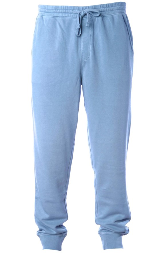 mens pants Pigment Dyed Fleece Joggers
