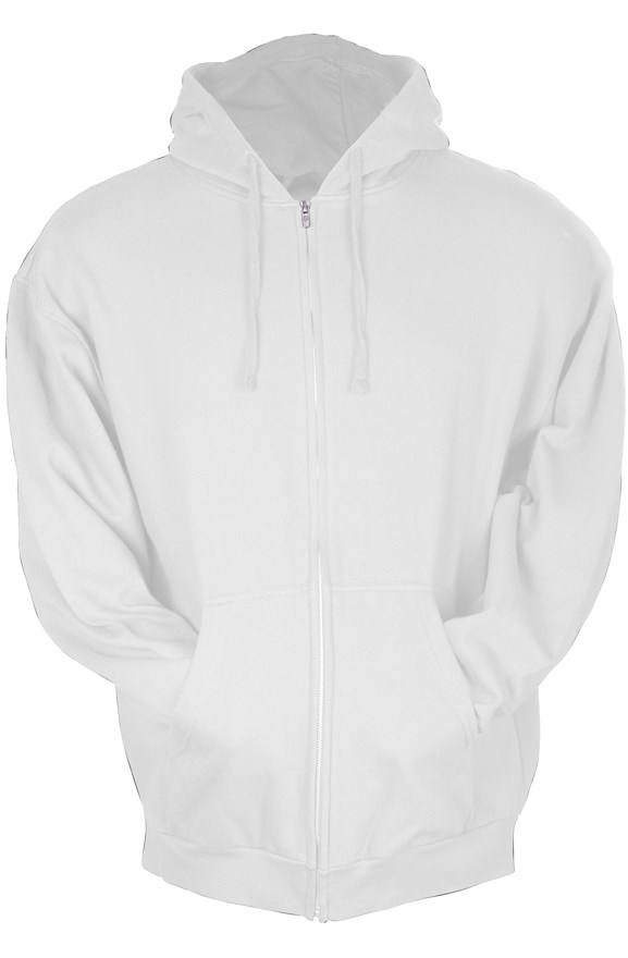 mens hoodies tultex zip up hoody